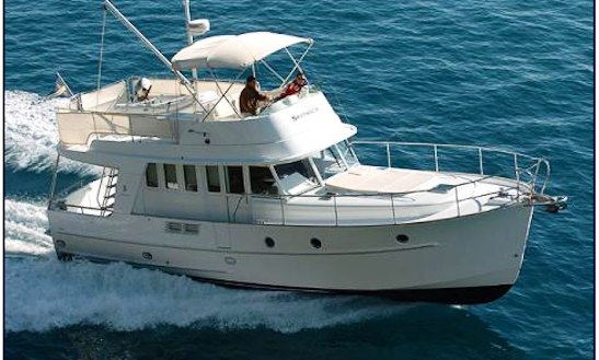 05' Beneteau Trawler 42 Rental In Split