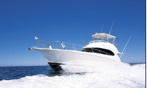 '06 Riviera 42 Captained Charter in Split