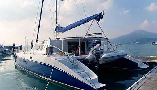 51' Custom Catamaran Crewed Charter In Ko Tao
