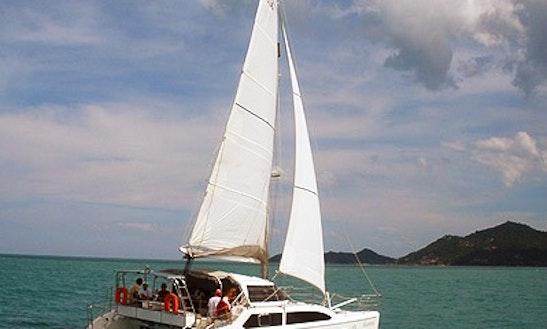 Seawind 1000 Cruising Catamaran Charter In Ko Tao
