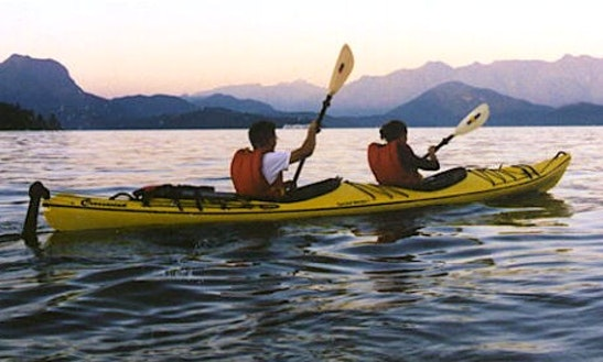 Tandem Kayak Rental In Gibsons