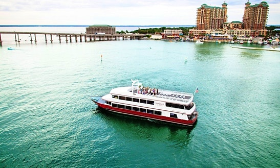 Exclusive Private Dining And Dancing Cruise Aboard The 'solaris' In Destin, Fl