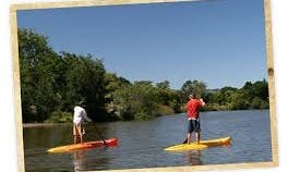 Paddleboard Tours and Lessons in Winston-Salem, NC