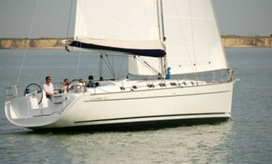 Take A Sailing Vacation In Flanders, Belgium On This Wonderfu Yacht!