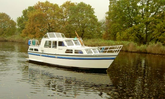 34' Trawler Charter In Haskerdijken, Netherlands