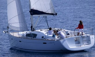 Sailing Holiday on a 43' Beneteau Oceanis from Cadzand (NL)