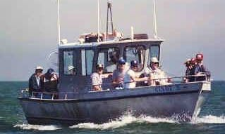 Departing From Oak Harbor, come fishing with us!