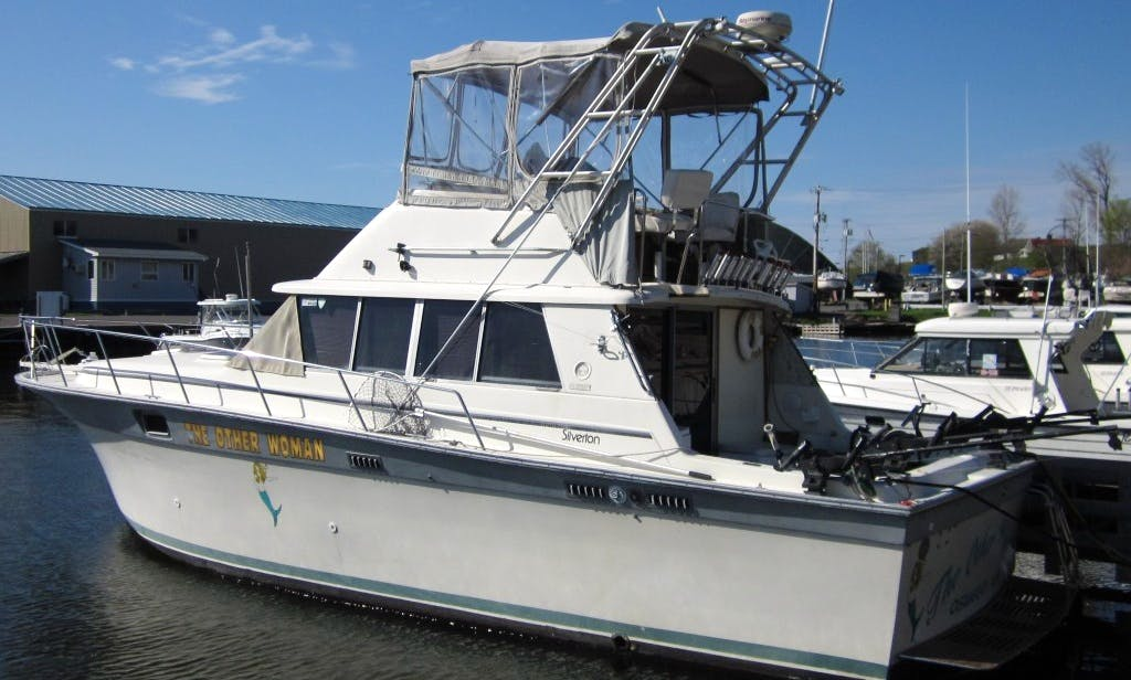 Fishing Charter in Oswego, NY