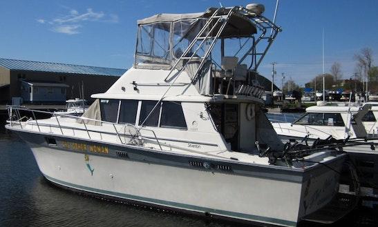 Fishing Charter In Oswego, Ny