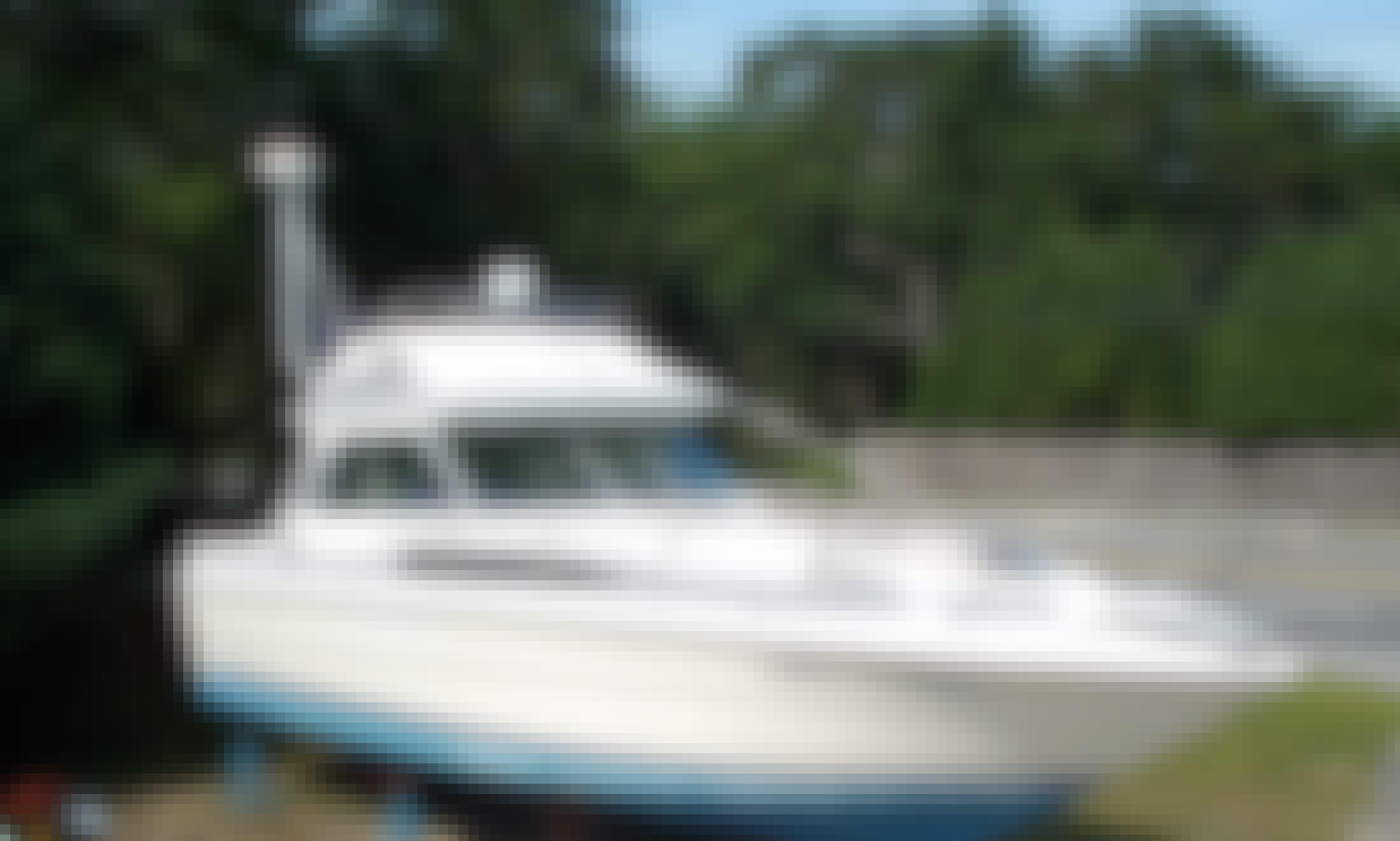 30' Sport Fisherman Rental in Marblehead, OH