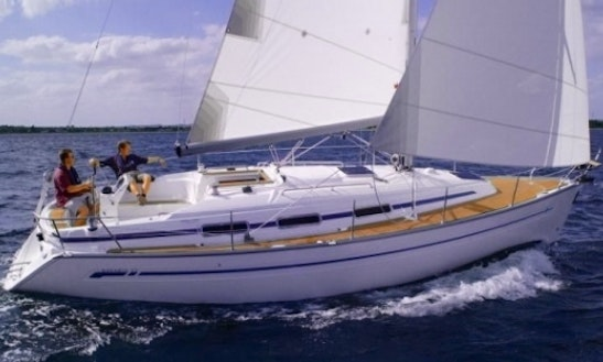 34ft Bavaria 32 For Rent In Thessaloniki, Greece
