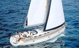 Bavaria 46 cruiser in Greece