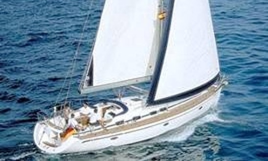 Bavaria 46 Cruiser In Greece