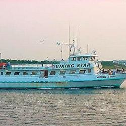 104ft viking star head boat charter in montauk new york for Montauk ny fishing