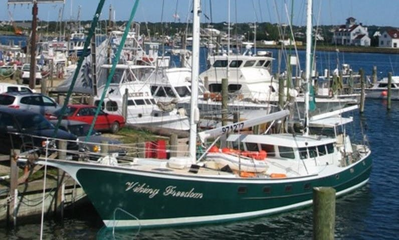 "60ft ""Viking Freedom"" Sailing Yacht Charter in Port Washington, New York"