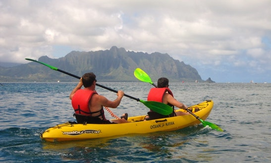 Tandem Kayak Rental In Lake Geneva, Wi