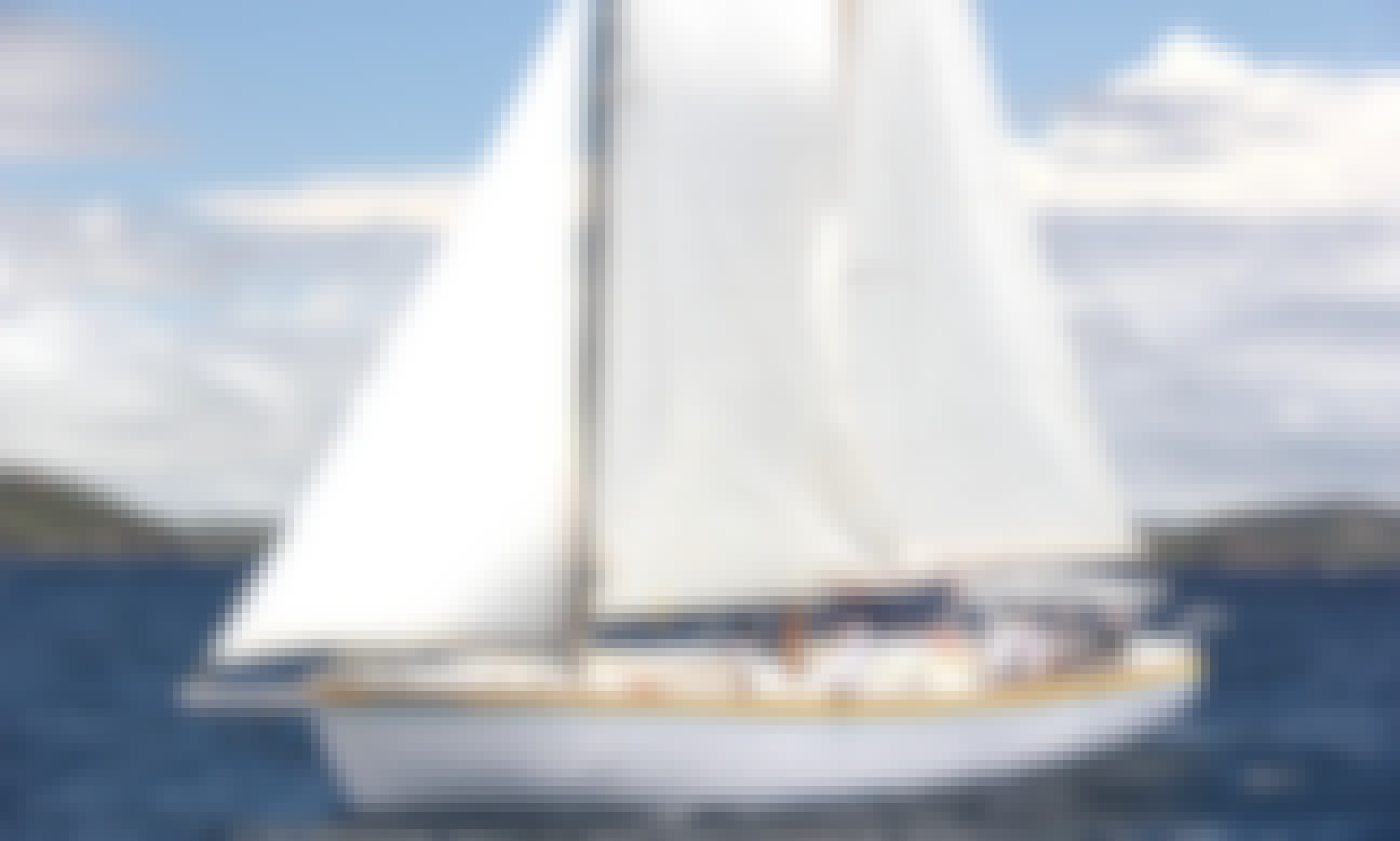 Go Out Sailing on a 73' Caribbean Schooner in the Grenadines