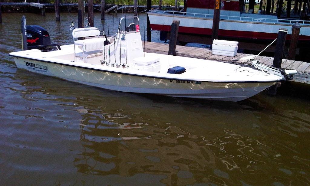 Alabama inshore fishing charters getmyboat for Alabama fishing charters