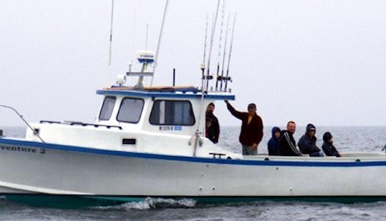 Sport Fisherman Charter 33' In Narragansett, Ri