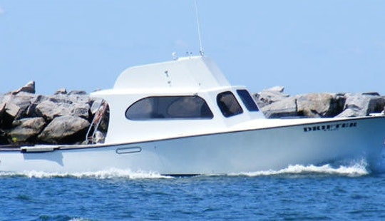 Sport Fisherman 36' Charter In Narragansett, Ri