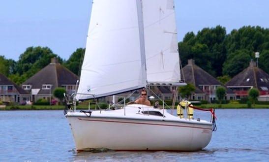 Sportina 680 Sailboat Charter In Sneek.