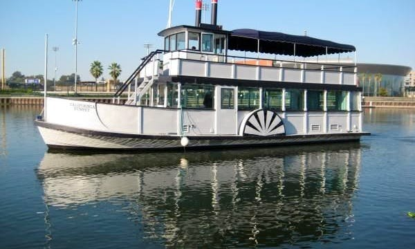 Passenger Boat Rental in Stockton