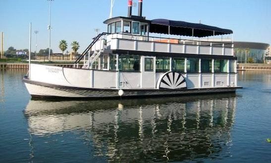 Passenger Boat Rental In Stockton