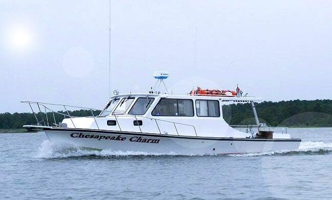 "40' ""Chesapeake Charm"" Head Boat in Dameron Maryland United States"
