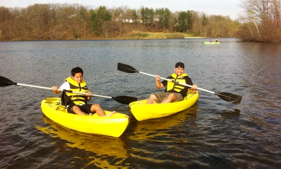 Kayak Rental In Wolfeboro