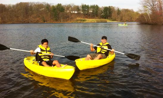 Kayak Rental In Wolfeboro