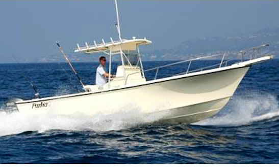 25' Center Console Rental In Hampton, Nh