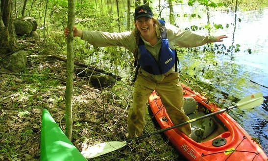 Single Kayak Rental In New London