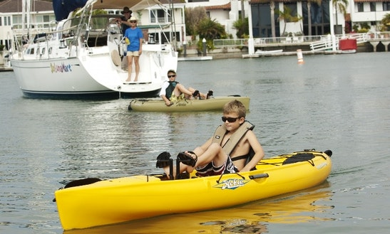 Hobie Miragedrive Kayak Rental In Niantic
