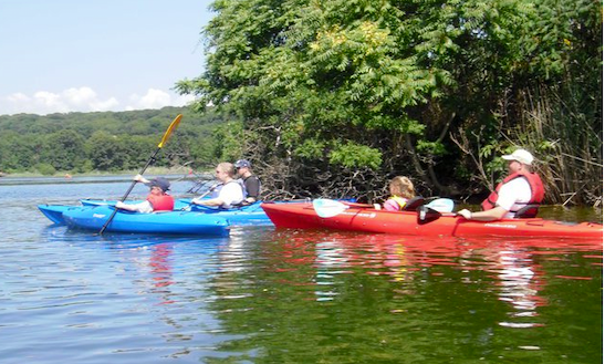 Long Island Tandem Kayak Rental