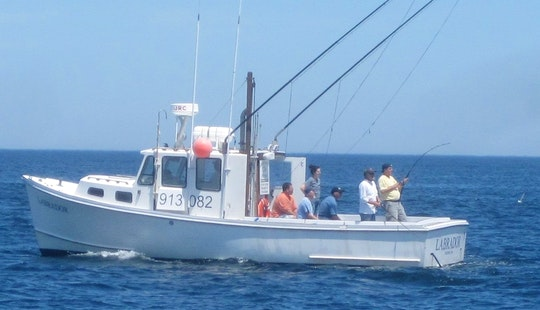 Fishing Charter 32ft