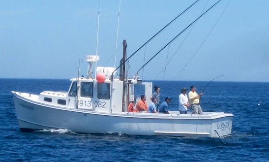 Fishing Charter 32ft