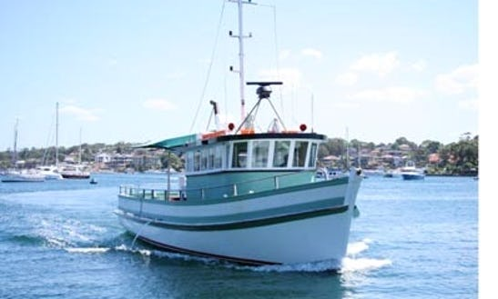 Deep Sea Fishing Charter On