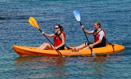 Finger Lakes Tandem Kayak Rental