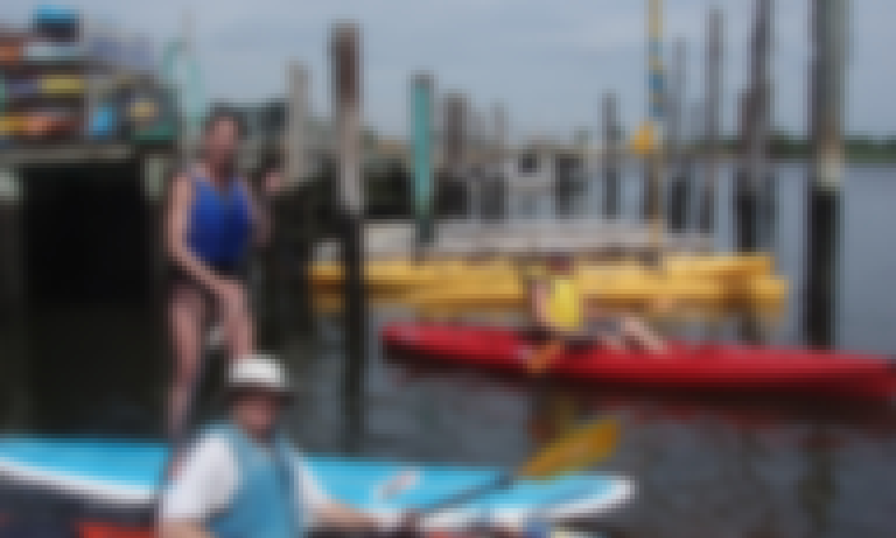 Kayak Rental in Island Park