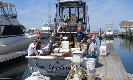 36' Sport Fisherman In Bethany Beach, Delaware United States