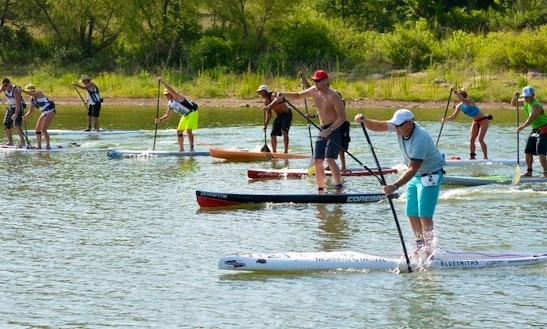 Paddleboard Boat Rental In Dallas