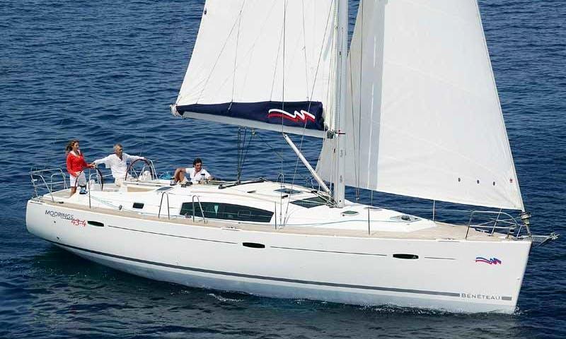 42ft Beneteau Cruising Monohull Boat Rental in Edgewater, Maryland