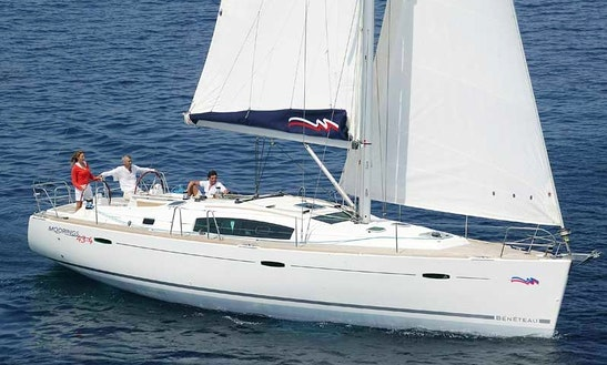 42ft Beneteau Cruising Monohull Boat Rental In Edgewater, Maryland