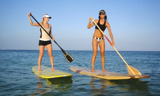 Paddleboard For Rent In Jacksonville Beach