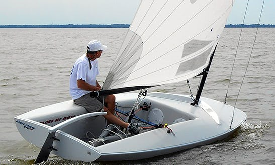 16' Melges Mc Scow Rental In Lake Ozark