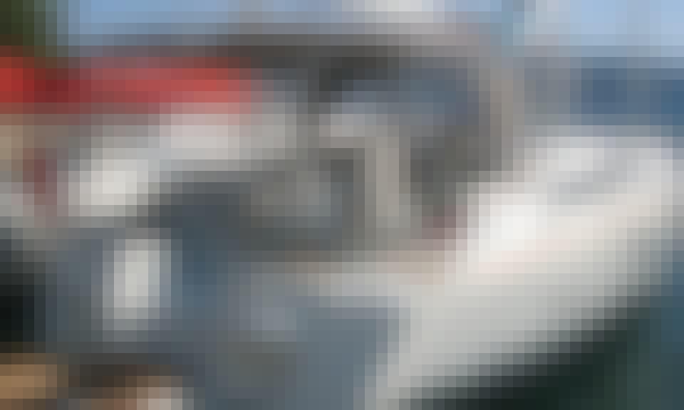 Cruising Monohull Rental in Marmaris