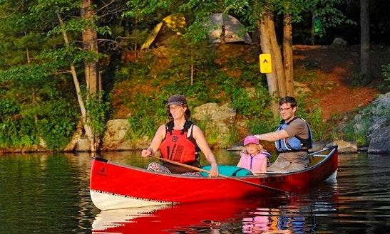 Canoe Rentals In Sydenham, Ontario