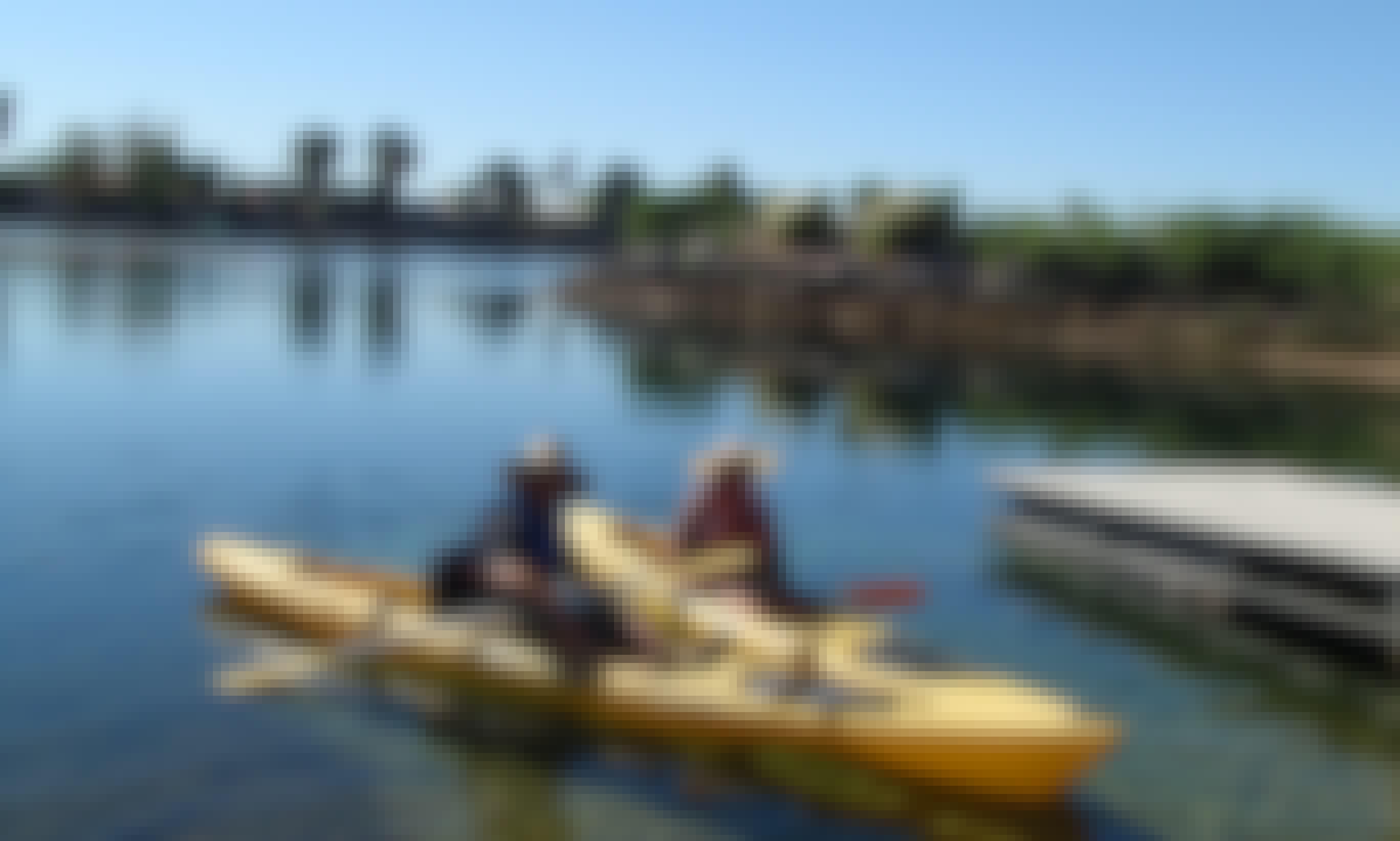 Kayak Rental in Bullhead City