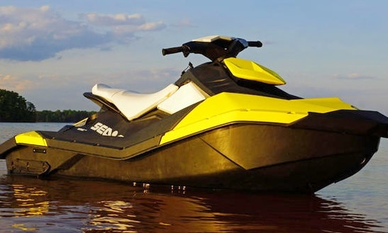 Sea Doo Spark Rental In Coldstream