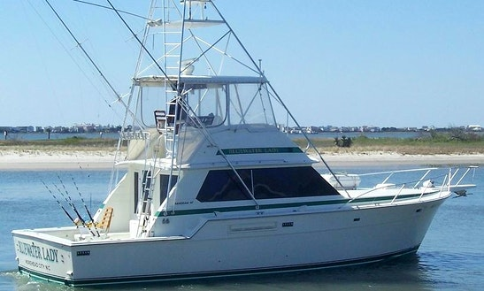 Morehead City Fishing Charter On 42ft
